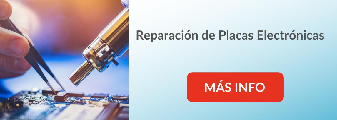 Reparación de Placas Electrónicas