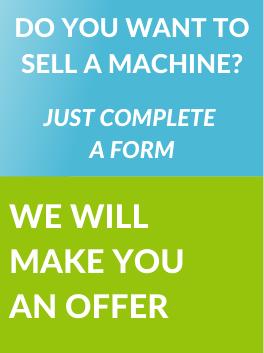 We buy your Machine